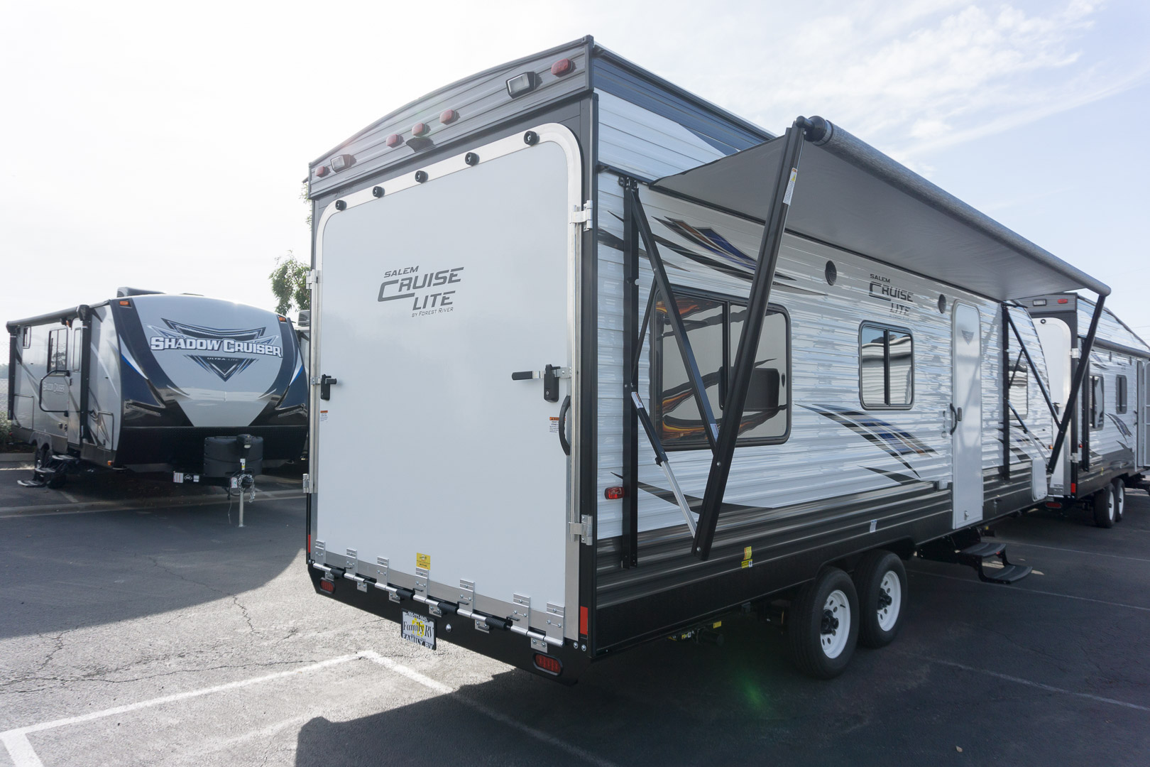 2019 FOREST RIVER SALEM CRUISE LITE 211SSXL