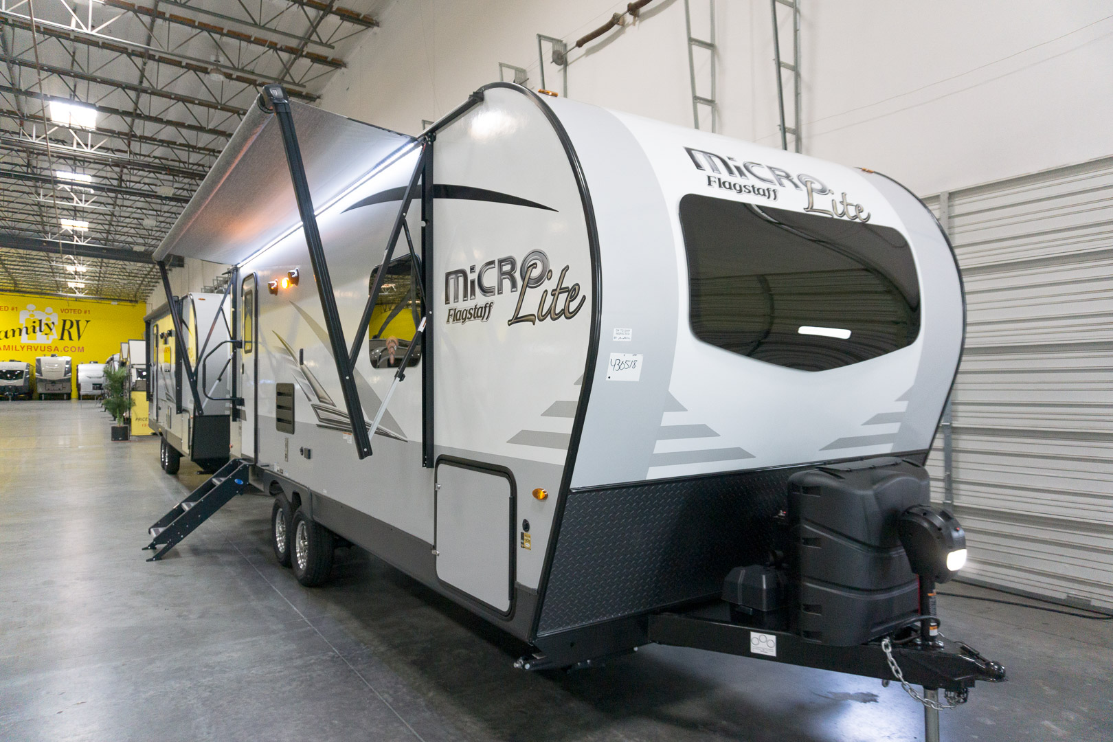 2020 FOREST RIVER FLAGSTAFF MICRO LITE 25RKS