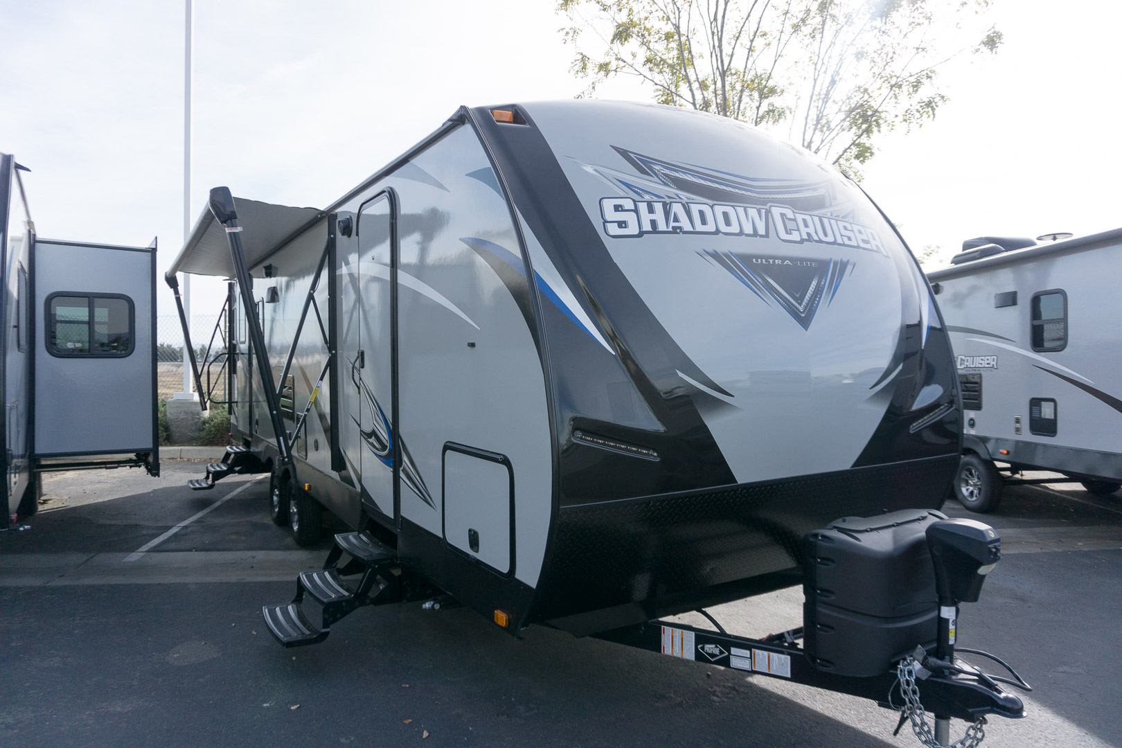 2019 CRUISER RV SHADOW CRUISER ULTRA LITE 263RLS