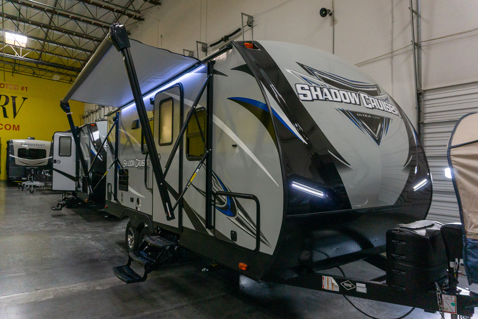 2019 CRUISER RV SHADOW CRUISER ULTRA LITE 193MBS