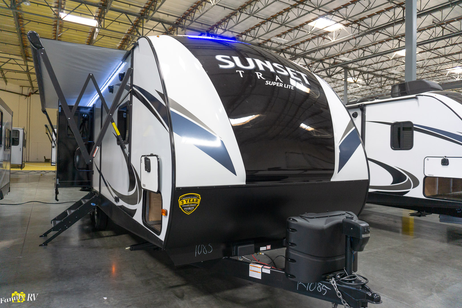 2019 CROSSROADS RV SUNSET TRAIL SUPER LITE 250RK