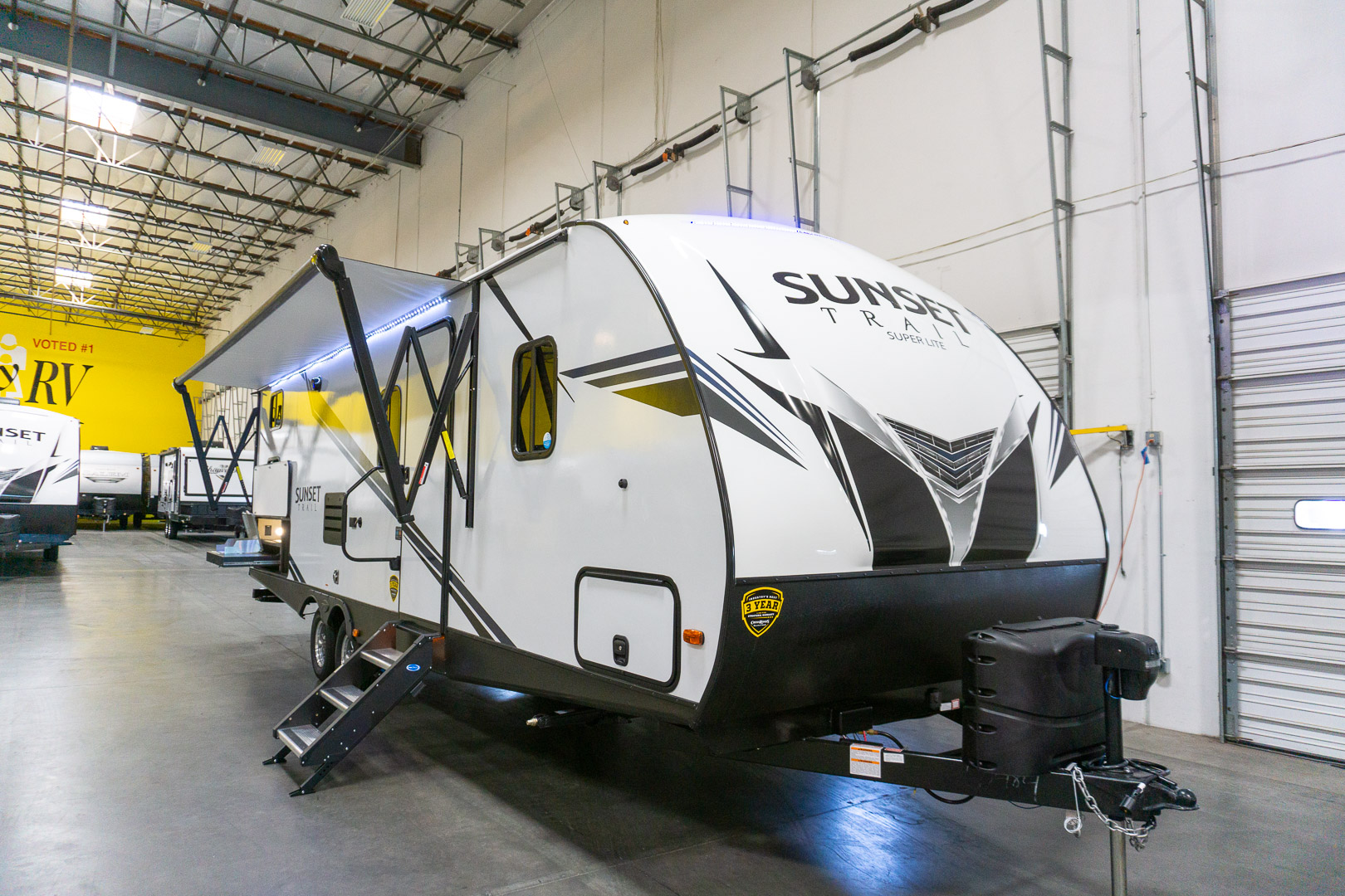 2020 CROSSROADS RV SUNSET TRAIL SUPER LITE SS262BH