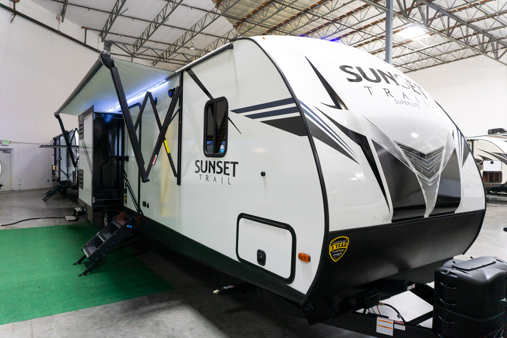 2020 CROSSROADS RV SUNSET TRAIL SUPER LITE SS331BH