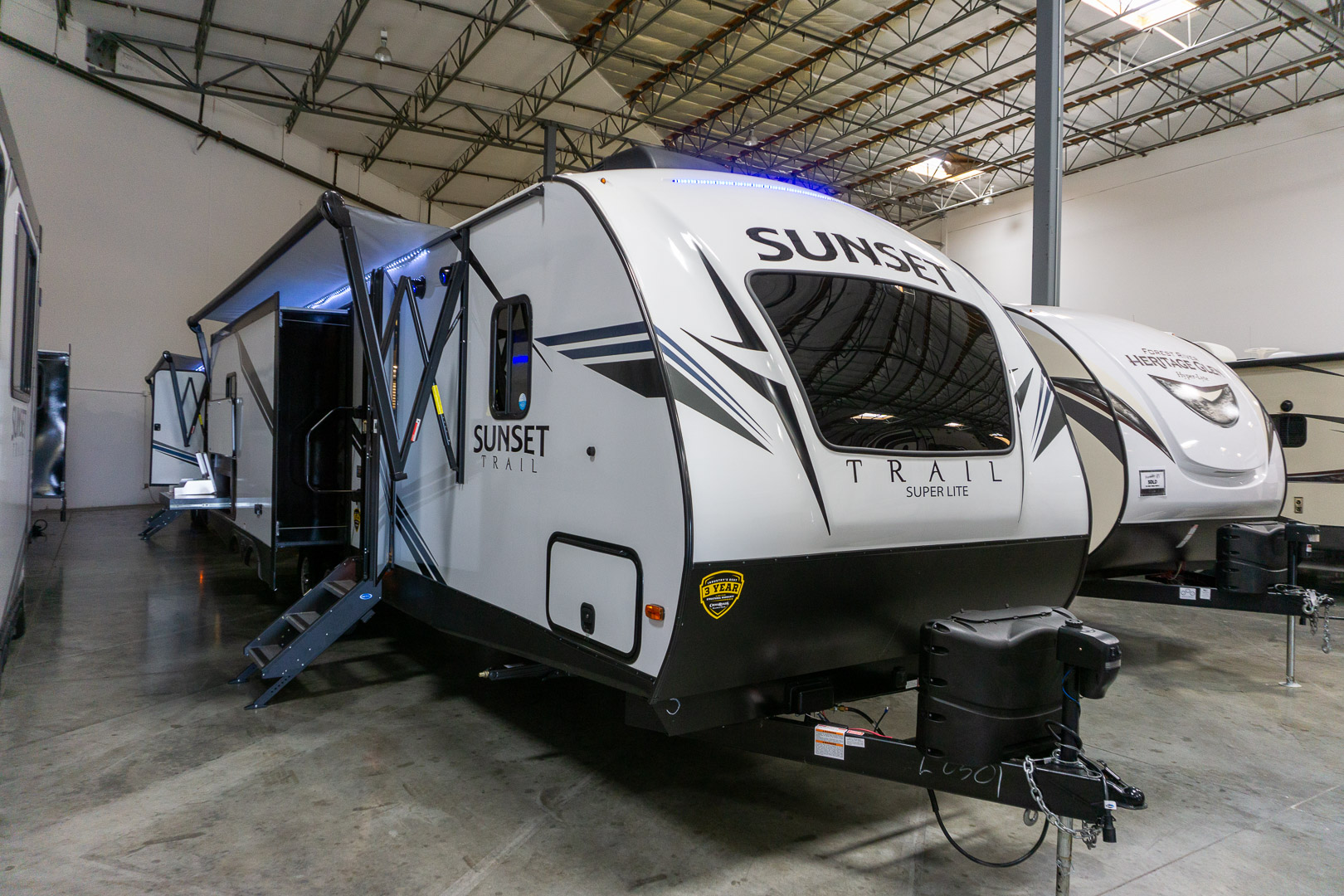 2020 CROSSROADS RV SUNSET TRAIL SUPER LITE SS285CK