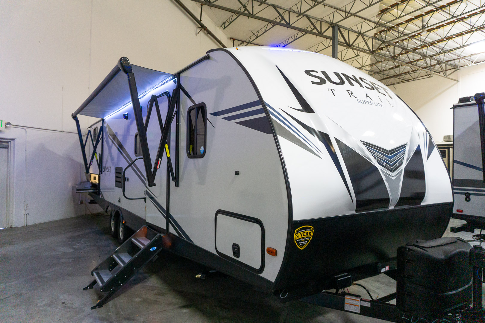 2020 CROSSROADS RV SUNSET TRAIL SUPER LITE SS289QB