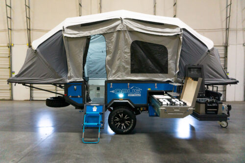 2021 PURPLE LINE OPUS OFF ROAD 4 SLEEPER (BLUE)