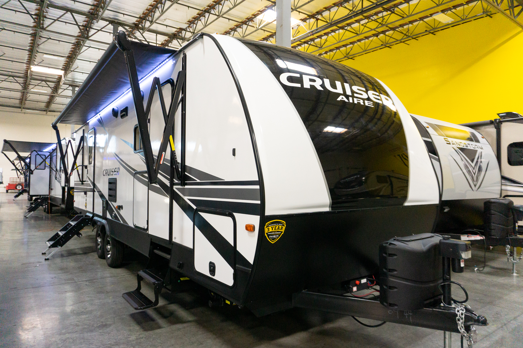 2021 CROSSROADS RV CRUISER AIRE 28BBH